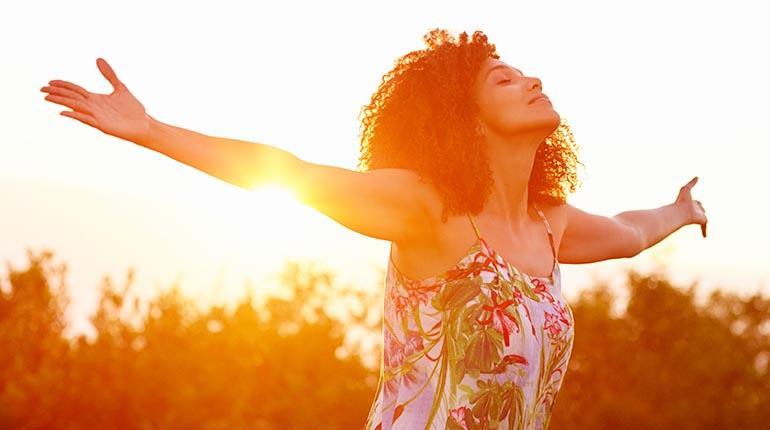 Ser feliz se aprende con ejercicios, disciplina y actitud positiva