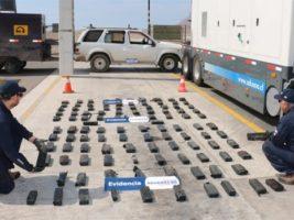 Chile: Envían a prisión a 3 bolivianos por traficar $us2 millones en droga