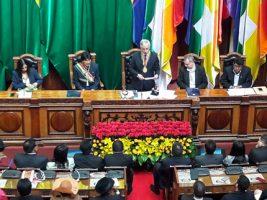 Vicepresidente en mensaje a la nación