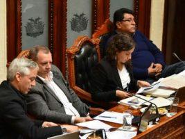 Legislativo interpela a Ministra de Salud por paro médico