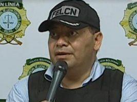Ministro de Gobierno de Bolivia