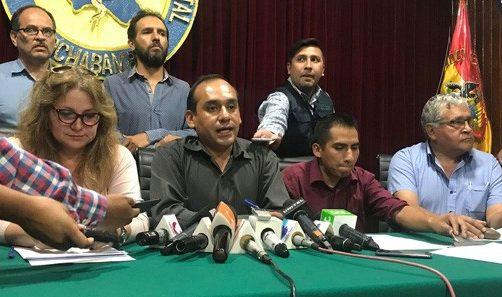 Comisión de Salud de Cochabamba decide paro y pide salida de ministra Campero