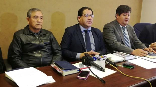 Colegio de Abogado pide abrogación del Código Penal