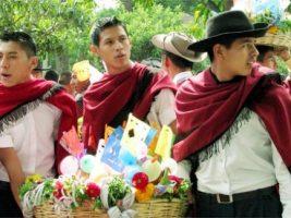 Día de amistad, jueves de Compadres en Tarija