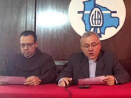 Autoridades de la Conferencia Episcopal Boliviana