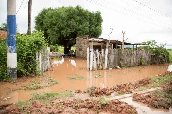 El Senamhi decreta alerta naranja para Tarija y otros seis departamentos para el fin de semana