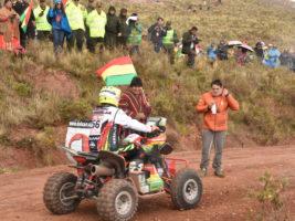 Policía desplegará 1.200 efectivos en salida de pilotos del Dakar de La Paz