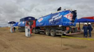 YPFB dispone 50.000 litros de combustible para pilotos del Rally Dakar