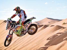 Corredor boliviano de Dakar 2018