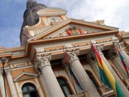 Legislativo de Bolivia