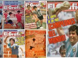 Cierra El Gráfico, la revista deportiva Argentina
