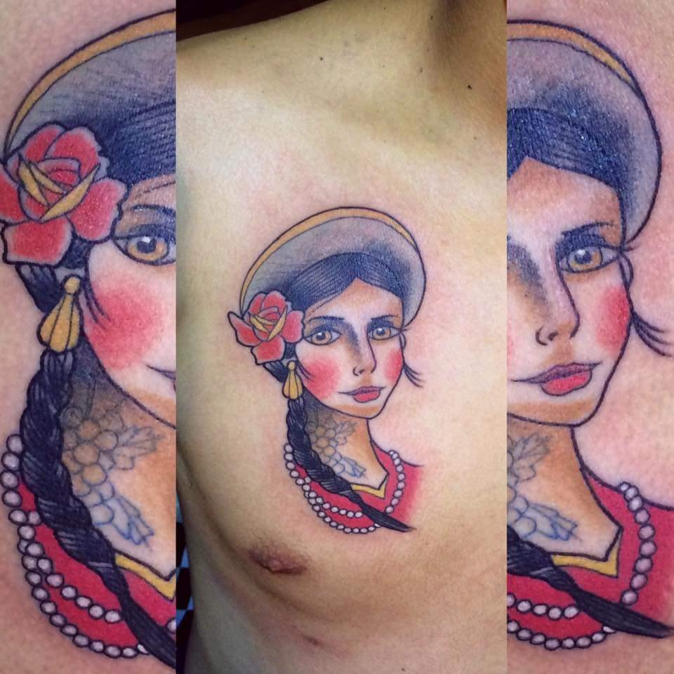 Tarija Tattoo Festival 2018, tendencias en tatuajes, modificaciones corporales y piercings