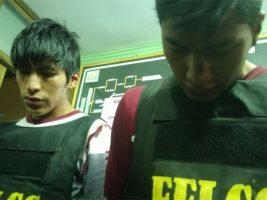 """Miembros del clan """"Tapia"""", dedicados al robo de celulares"""