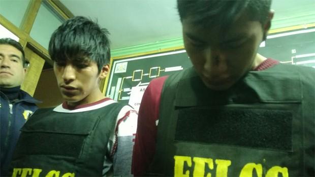 En 20 días, jóvenes ladrones fueron detenidos dos veces