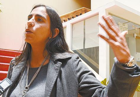 Diputada Montaño lamenta que la oposición defienda posturas de élites chilenas