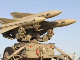 Armas nucleares iraníes