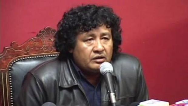 Montaño pide que la sentencia de 20 años de cárcel del diputado villamontino se cumpla