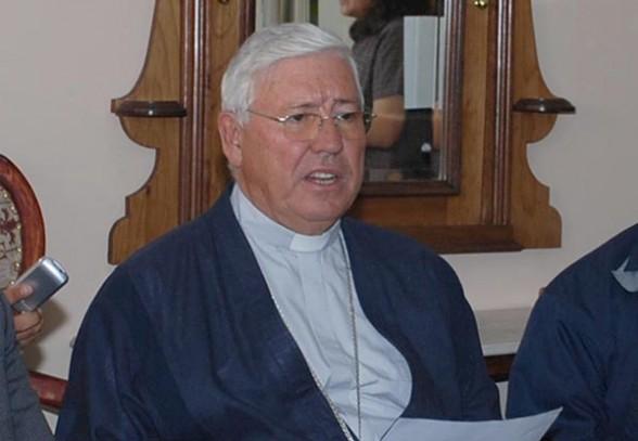 """Monseñor Juárez: """"Estamos entrando en una espiral de violencia"""""""