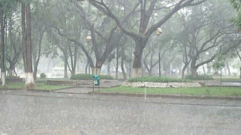 Senamhi prevé un fin de semana fresco y con lluvia para Tarija