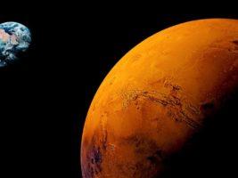 Investigadores estadounidenses localizaron depósitos de hielo en Marte
