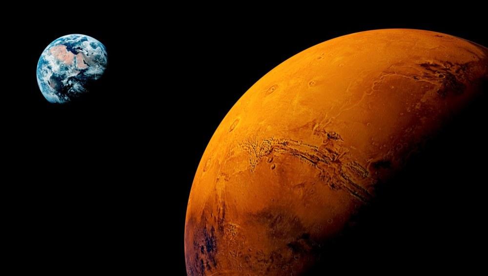 La posibilidad de vida en Marte se volvió más real: