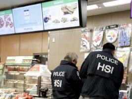 Agentes de inmigración realizaron redadas en tiendas 7-Eleven de todo el país