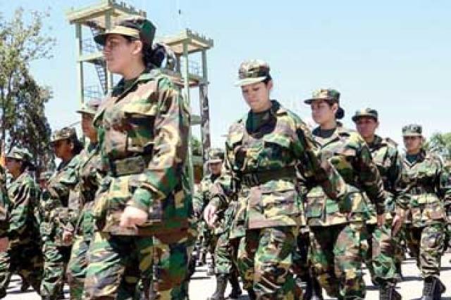 FFAA amplían hasta el 18 de agosto plazo de reclutamiento para el servicio militar