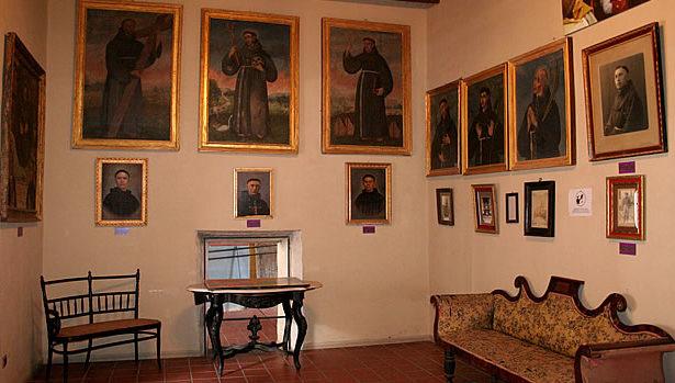 Museo franciscano de Tarija