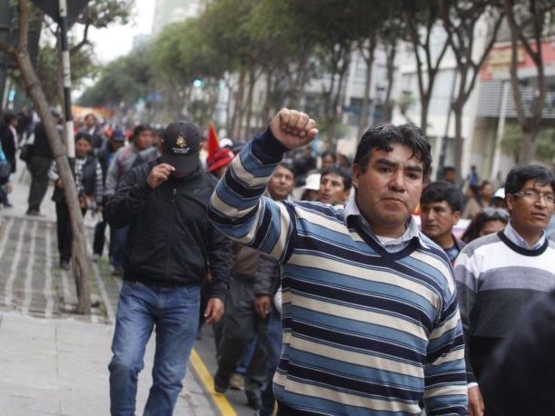 El Gobierno de Perú declara el estado de excepción en un corredor vial de 482 kilómetros