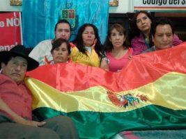 Opositores levantan huelga de hambre contra el Código