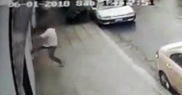 Mujer víctima de un policía violento teme por su vida y la de su familia