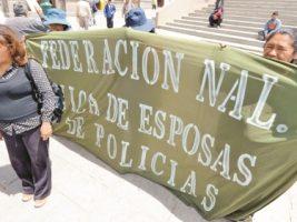 Asociación de Esposas de Suboficiales, Clases y Policías
