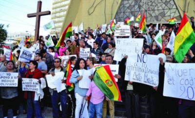 Iglesias Cristianas y trabajadores de la prensa declaran emergencia por nuevo Código Penal