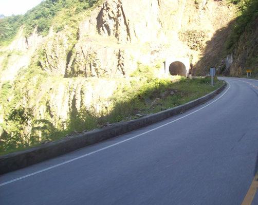 Carretera Tarija - Bermejo