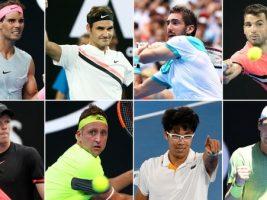 Tras la sorpresiva caída de Novak Djokovic, así quedó el cuadro de cuartos de final del Abierto de Australia