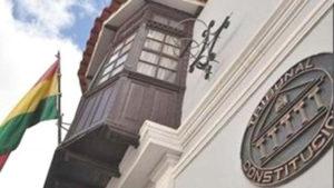 Tribunal Supremo de Justicia en Sucre