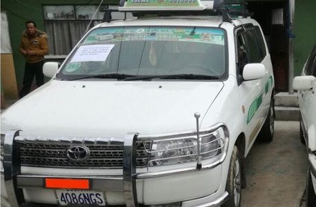 Encuentran en Villazón un coche robado en El Alto