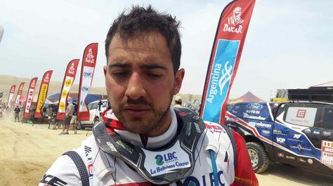 Otra baja en el equipo boliviano: Wálter Nosiglia junior sufrió una fractura en la mano