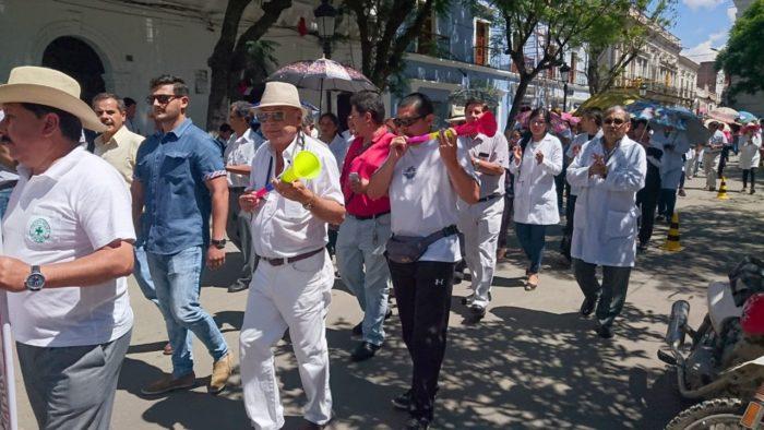 Médicos de Tarija no acatarán el paro del próximo lunes por la implementación del SUS