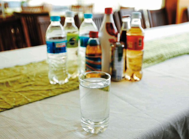 La deshidratación, un peligro latente que afecta el rendimiento físico y mental