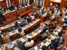 Diputados del MAS aseguran que no le temen al revocatorio