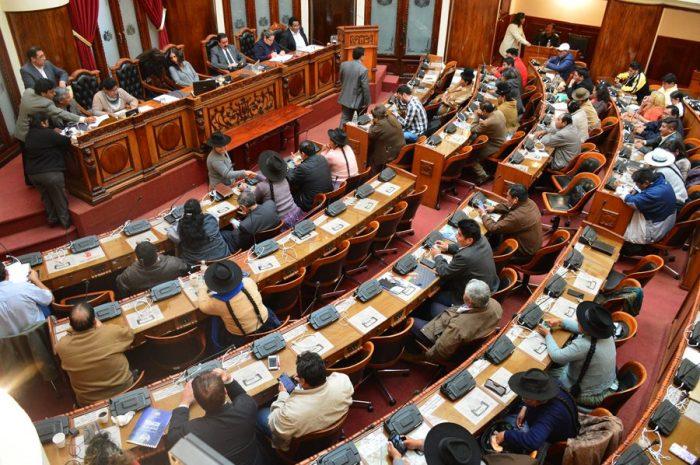 Cumbre de mujeres parlamentarias concluye con compromiso de elaborar normas que denuncien casos de acoso