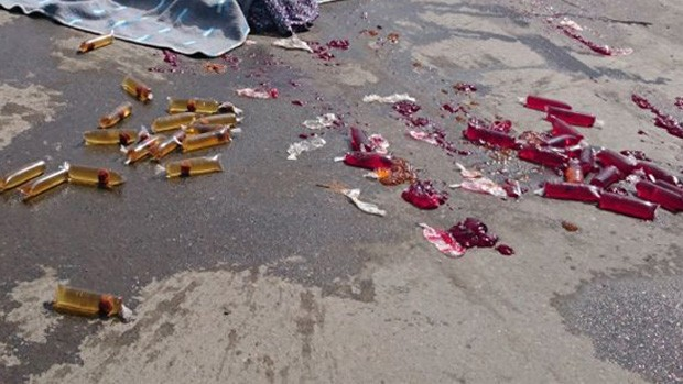 Una vendedora ambulante muerta y dos niñas heridas al ser arrolladas por un camión