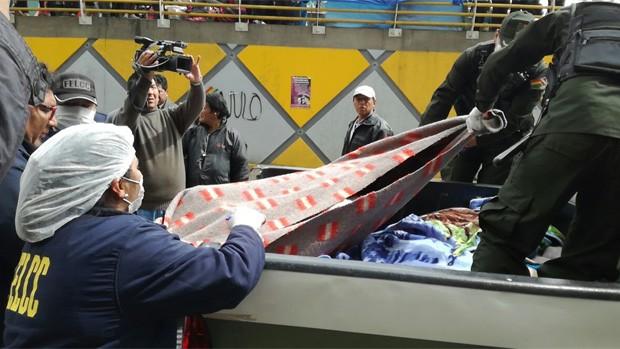 Dos hermanos beben hasta morir durante un luto familiar en El Alto