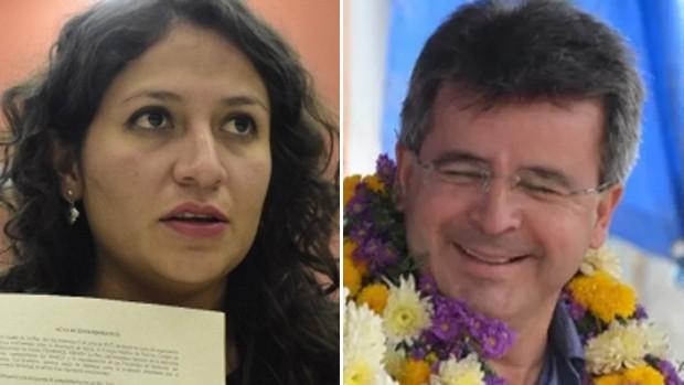 Ministra Campero pide a Carlos Brú que se disculpe por el comentario machista de 2015