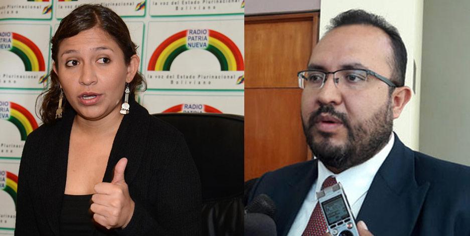 La Asamblea Plurinacional interperlará a los ministros de Salud y Obras Públicas