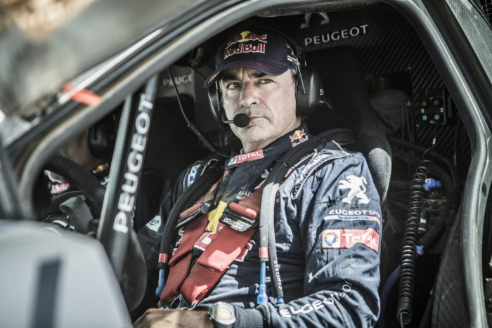 Carlos Sainz ve el Dakar 2018 como el más completo de todos los de Sudamérica