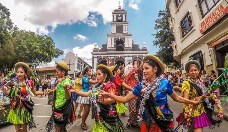 El carnaval chapaco 2018 se anunciará el martes 16 con una gran caballada y ruedas chapacas