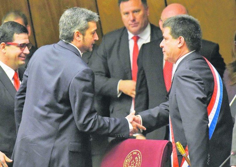 Cartes y candidato presidencial paraguayo afianzan su unidad para ganar los comicios