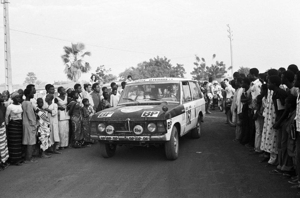 Hace cuarenta años, el sueño de unos aventureros creó el rally Dakar